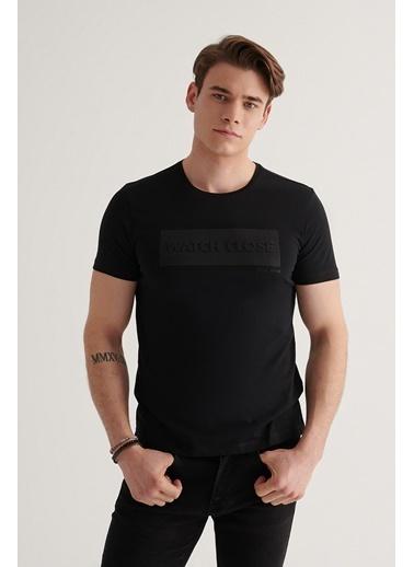 Avva Tişört Siyah